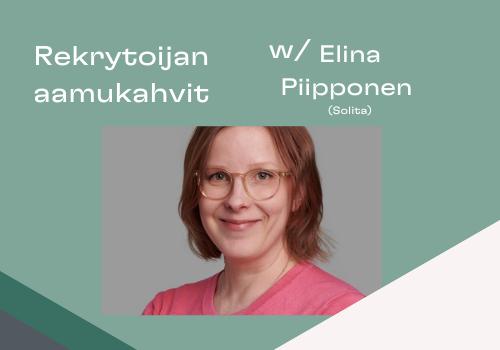 Marbles Aamukahvit Elina Piipponen